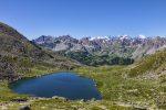 Der Nationalpark Écrins liegt im Südosten Frankreichs.