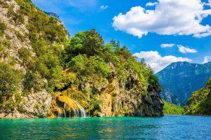 Der Nationalpark Mercantour liegt in den französischen Seealpen.