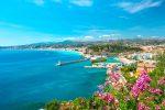 Nizza ist eines der beliebtesten Reiseziele im Süden Frankreichs.