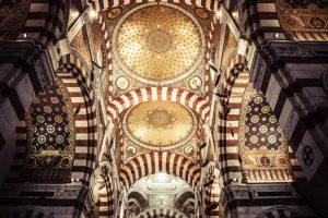 Die Kirche wurde ab 1853 erbaut und am 4. Juni 1864 durch den Kurienkardinal Clément Villecourt geweiht.