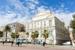 Die Opéra de Nice ist ein Opernhaus in der Altstadt von Nizza.