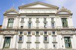 Im Jahre 1860 war Napoleon III. zu Gast in der Oper Nizzas. Johannes Strauss dirigierte das Orchester damals persönlich.
