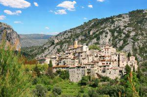 Peillon ist eine wunderschöne Gemeinde im Osten der Provence.