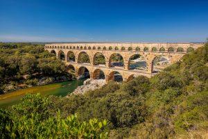 Pont du Gard bedeutet übersetzt Gard-Brücke.
