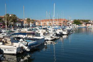 Port-de-Bouc liegt rund 45 Kilometer von Marseille entfernt.