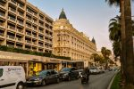 Promenade de la Croisette in Cannes