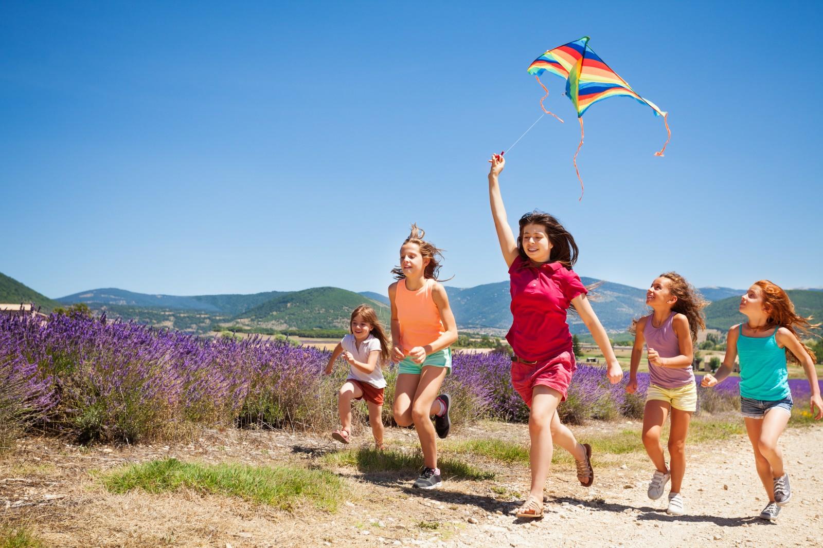 In der Provence lässt sich ein schöner Familienurlaub verbringen.