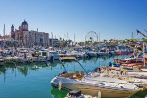 Saint-Raphaël - Hafen