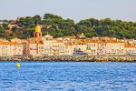 Saint-Tropez war einst ein reines Fischerdorf.