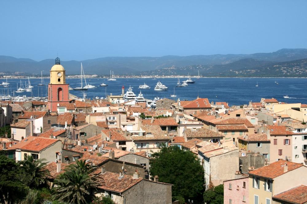 Saint-Tropez - in der ...