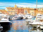 Saint-Tropez ist ein kleiner Ort mit gerade einmal rund 4.000 Einwohnern.