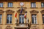 Der Bau des Rathauses in Salon-de-Provence wurde 1655 begonnen.
