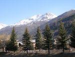 Der Serre Chevalier ist ein 2491 Meter hoher Berg in der Provence.