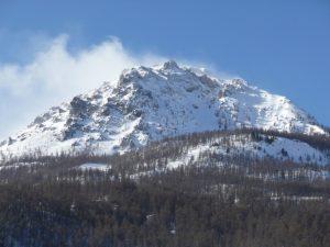 Der Serre Chevalier umfasst ein beliebtes gleichnamiges Skigebiet.