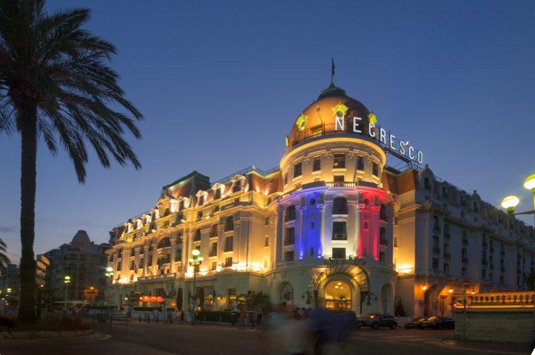 In den Sommermonaten herrscht regelmäßig Hochbetrieb an der Côte d'Azur. Doch nach dem Attentat von Nizza ist derzeit alles anders.