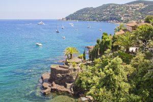 Théoule-sur-Mer liegt rund zehn Kilometer von Cannes entfernt.