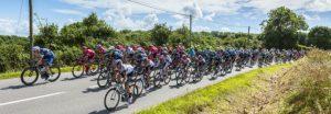 Die Tour de France ist das wichtigste Radrennen der Welt und sie und Nizza verbindet eine lange und ereignisreiche Geschichte.