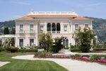 Die Villa Ephrussi de Rothschild wurde am Anfang des 20. Jahrhunderts auf dem Cap Ferrat erbaut.