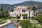 Erbaut wurde die Villa Ephrussi für die Baronesse Béatrice de Rothschild.